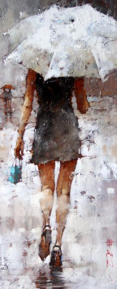 """Retail Therapy"" - by Andre Kohn"