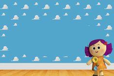 Toy Story 3 - Kit Completo com molduras para convites, rótulos para guloseimas, lembrancinhas e imagens! Toy Story 3, Toy Story Party, Cumple Toy Story, Festa Toy Story, Toy Story Birthday, Family Guy, Birthday Parties, Snoopy, Toys