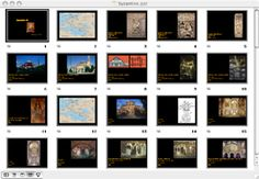 """Free  downloads of power points for art history. Note: NO 21st century...  But, high quality images and a pretty exhaustive """"canon"""" of art history a la Gardner..."""