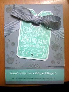 Gutschein Karte mit dem Punch Board von Stampin Up - Teil 1 Punch Board, Stampin Up, Photo And Video, Frame, Decor, Gift Cards, Picture Frame, Decoration, Planner Organization