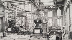 Laurie Lipton drawing, technology, emoticons