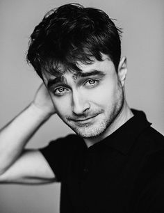 Daniel Radcliffe photographed by François Berthier on September 10, 2016 during the 42nd Deauville US Film Festival.