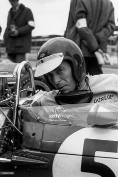 Jim Clark, Lotus 33 Coventry Climax, Grand Prix of Great Britain, Silverstone, 10 July 1965.