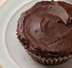 Mary Berry's Chocolate cupcakes