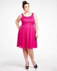 lace dress   Shop Online at Addition Elle