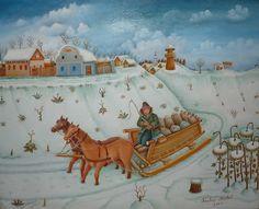 Michal Povolni   Serbian Naive Art info