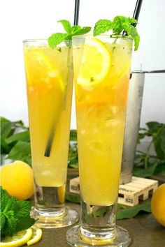 15 Boozy Iced Tea Cocktail Recipes to Quench Your Summer Thirst | Brit   Co