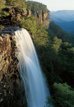 Travel: Fitzroy Falls, New South Wales