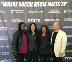 """Just finished my first live interview at World Center of Broadcast Media. WCOBM www.wcobm.com. Promoting Real Talk Youth Impact Program as well as my book """"The Chauffeur.""""   I will post the re-broadcast when it is available."""