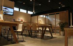 Coworking Space - cocolin, Sendai City, Japan