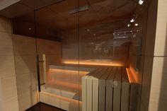 Ontwerp voor maatwerk sauna voor VSB wellness