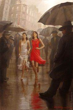 Stanislav Plutenko. Over the Puddles, 2012.