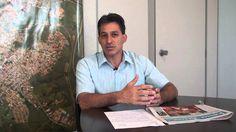 Entrevista com Heitor Camarin Junior Prefeito de Laranjal Paulista-SP