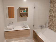 Fürdőszoba 3D Látványterv - 2018 Alcove, Bathtub, Vanity, Bathroom, Standing Bath, Dressing Tables, Washroom, Bathtubs, Powder Room