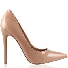 Nude pumps - 7 Lulu's nude pumps size 7 (great condition). 4.5 inches. No trades. Lulu's Shoes Heels