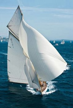 Sails in the Wind, SO beautiful!!