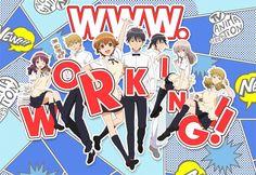 Working  confirma que tendrá nuevo anime se su serie web.