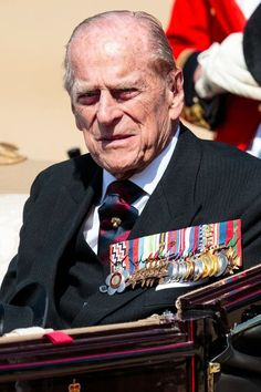 Prince Philip Has Been Admitted to the Hospital