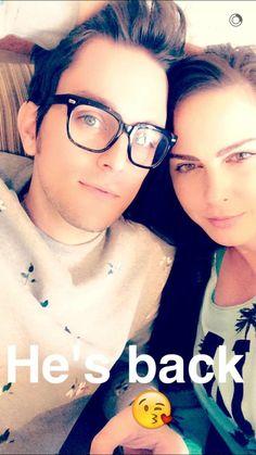 Dallon Weekes, Loving U, Glasses, Fashion, Eyewear, Moda, Eyeglasses, Fashion Styles, Eye Glasses