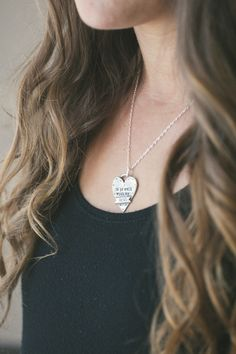 it is well with my soul necklace | Lisa Leonard Designs