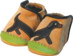 Hot Doggie Baby Shoes