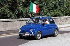 Fiat 500 | Italië & Zo
