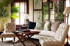 Tropical Decor - 4 Tips for Diving Into This Hot Trend