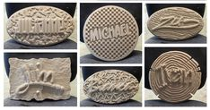 """Dan Sawatzky with Imagination Corporation talks about his Fall sculpting workshop, """"Sculpture Magic"""", which Coastal Enterprises is proud to be a sponsor of. Cnc Router, Name Plaques, Sign Design, Sculpting, Workshop, 3d Signs, Tableware, Crafts, Laser Engraving"""