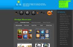 Free Icons Download, directorio con cientos de packs de iconos de uso libre