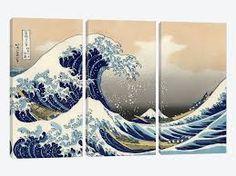 Resultado de imagen para wave painting