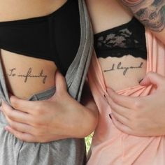 Sister tattoo @Bethany Rowe come on you know you want to get this it fits us perfectly :)