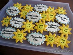 It's a Sunny Day!   by Cookies by Audrey