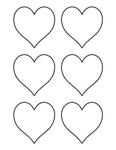 Seamless Pattern Of Original Doodle Hearts  Download From Over