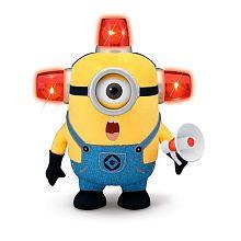 Despicable Me 2 Bee-Do Fireman Minion Figure