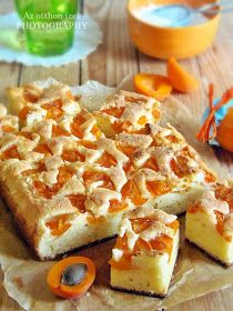 A néhány nappal ezelőtti lekvárbefőzéskor eszembe jutott, hogy valami isteni sütit is készíteni kellene sárgabarackból...