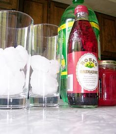Make and Takes: Shirley Temple Drink Recipe