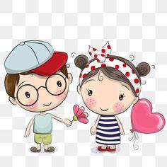 Cute Cartoon Boy, Boy And Girl Cartoon, Baby Cartoon, Art Drawings For Kids, Drawing For Kids, Easy Drawings, Art For Kids, Doodle People, Scrapbook Background