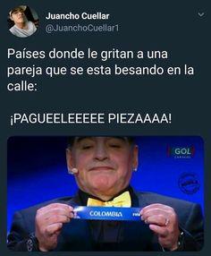 Funny Spanish Memes, Spanish Humor, Memes Marvel, Lol, Really Funny Memes, Bts Memes, Cute Drawings, Jokes, Random