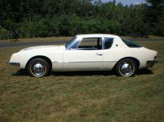 1963 STUDEBAKER AVANTI my favorite car in the world