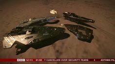 Elite: Dangerous in the News - Unknown Probes [BBC Click Segment]