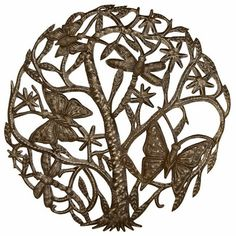 """See our site for additional relevant information on """"metal tree wall art decor"""". It is an excellent place to learn more. Metal Tree Wall Art, Metal Art, Tree Wall Decor, Wall Art Decor, Drums Art, Oil Drum, Handmade Wall Hanging, Perfume, Textiles"""