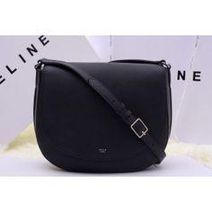 SAC CELINE 2014 8881 NOIR 1.Marque  : celine 2.Style  : sac celine 2014 3.couleurs : noir 4.Matériel : La première couche de cuir 5.Taille: W26 x H10 x D23 cm