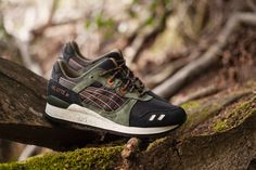 """***COMING SOON*** Asics' """"Winter Trail Pack"""" including the Gel-Lyte III (115,-€), the Gel-Lyte V (120,-€) and the Gel Saga (110,-€) in beautiful earthy colorways will be available at our shop on September 18. EU 40,5 - 47"""