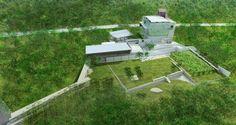 廖偉立建築師設計之毓繡美術館 將於2014年在南投九九峰下現身 | 準建築人手札網站 Forgemind ArchiMedia