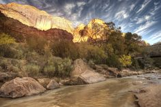 Virgin River by Charles  on 500px