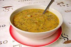 Portugiesische grüne Bohnen-Suppe 1