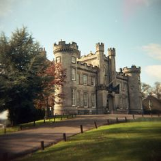 Photo of Airth Castle, Falkirk, Scotland - a country to come home to