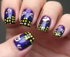 The Clockwise Nail Polish: Halloween Nail Art 2012 & 2013 Recap
