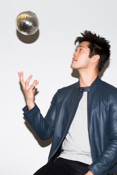 Ross Butler on 13 Reasons Why, the Art of Learning and Asian Heroes: We had the chance to sit down and chat with Ross Butler, who plays Zach Dempsey on Netflix's newest hit show, 13 Reason Why. -- Interview | coveteur.com
