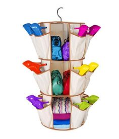 Home Smart Shoe Carousel